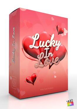 Final Cut Pro X Theme Lucky in Love from Pixel Film Studios