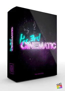 Final Cut Pro X plugin Pro3rd-Cinematic from Pixel Film Studios