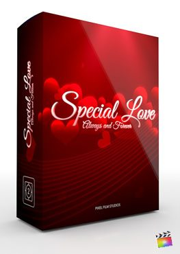 Final Cut Pro X Theme Special Love from Pixel Film Studios