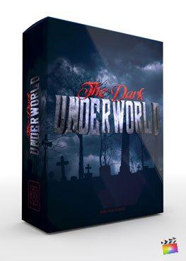 Final Cut Pro X Theme The Dark Underworld from Pixel Film Studios