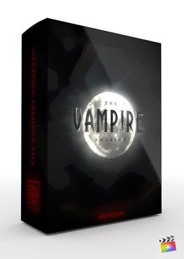 Final Cut Pro X Theme The Vampire Awakens from Pixel Film Studios