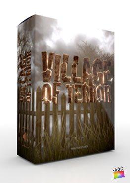 Final Cut Pro X Theme Village of Terror from Pixel Film Studios