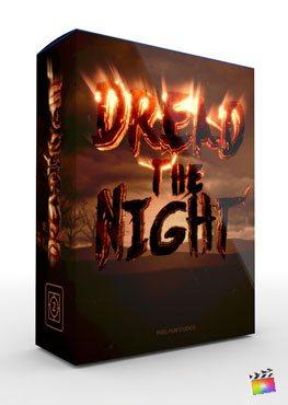 Final Cut Pro X Plugin Dread The Night from Pixel Film Studios