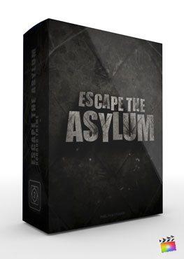 Final Cut Pro X Plugin Escape The Asylum from Pixel Film Studios