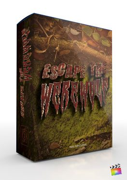 Final Cut Pro X Plugin Escape The Werewolf from Pixel Film Studios