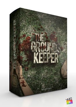 Final Cut Pro X Plugin The Grounds Keeper from Pixel Film Studios
