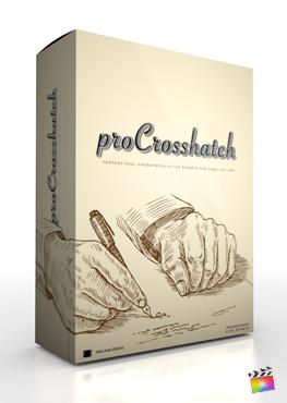 Final Cut Pro X Plugin ProCrosshatch from Pixel Film Studios