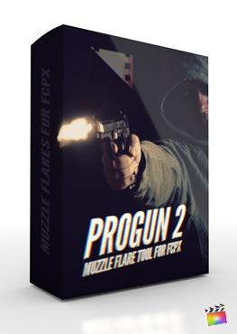 Final Cut Pro X Plugin ProGun 2 from Pixel Film Studios