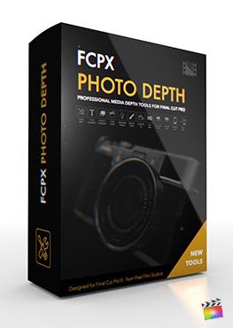 Final Cut Pro X Plugin FCPX Photo Depth from Pixel Film Studios