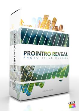 Final Cut Pro X Plugin ProIntro Reveal from Pixel Film Studios