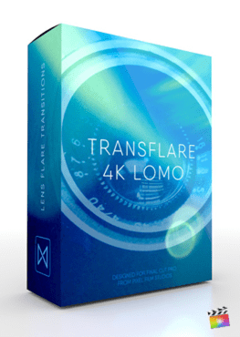 Final Cut Pro X Transition TransFlare 4K Lomo from Pixel Film Studios
