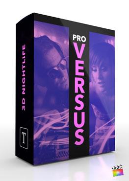 Final Cut Pro X Plugin ProVerses 3D Nightlife from Pixel Film Studios