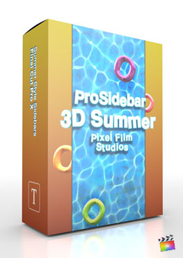ProSidebar 3D Summer