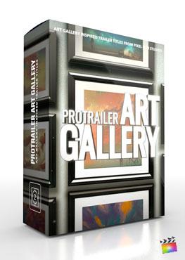 Final Cut Pro X Plugin ProTrailer Art Gallery