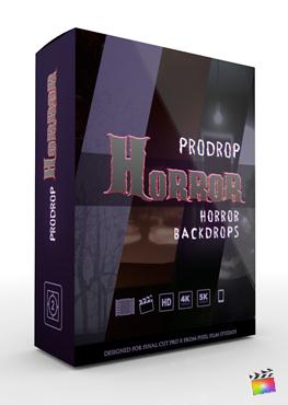 Final Cut Pro X Plugin ProDrop from Pixel Film Studios