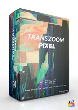 Final Cut Pro X Plugin TransZoom Pixel from Pixel Film Studios