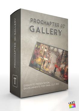ProChapter 3D Gallery