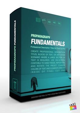 ProParagraph Fundamentals