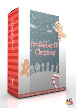 ProSidebar 3D Christmas