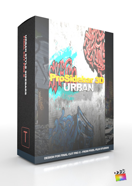 ProSidebar 3D Urban