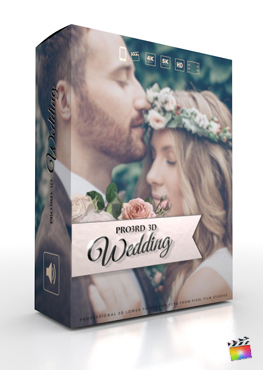 Pro3rd 3D Wedding