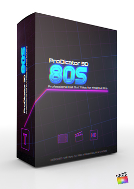 ProDicator 3D 80s