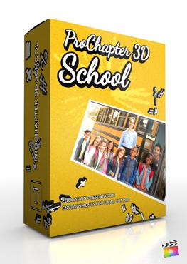 ProChapter 3D School
