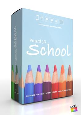 Pro3rd 3D School