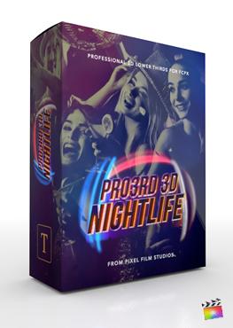 Pro3rd 3D Nightlife