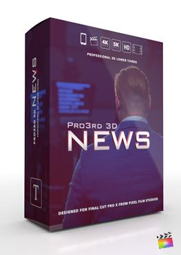 Pro3rd 3D News