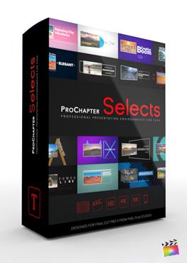 Final Cut Pro Plugin - ProChapter Selects from Pixel Film Studios