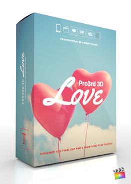 Pro3rd 3D Love
