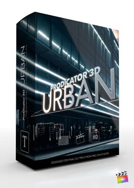 ProDicator 3D Urban