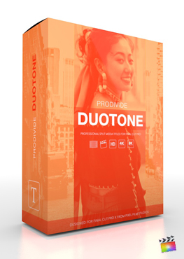 Final Cut Pro - ProDivide DuoTone from Pixel Film Studios