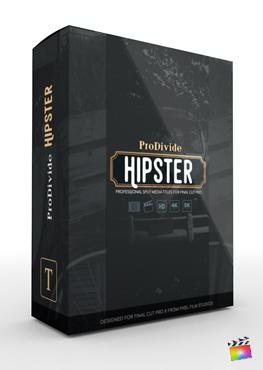 Final Cut Pro X Plugin ProDivide Hipster from Pixel Film Studios