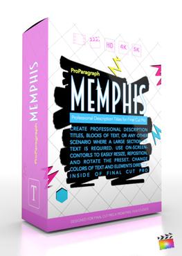 ProParagraph Memphis