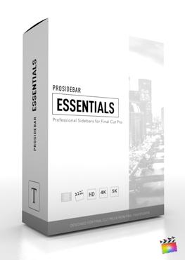 Final Cut Pro X Plugin ProSidebar Essentials from Pixel Film Studios