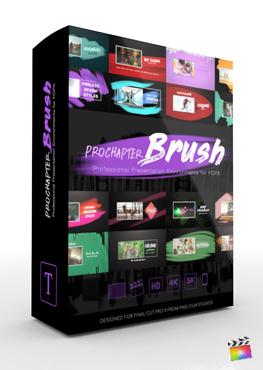 Final Cut Pro X Plugin ProChapter Gradients from Pixel Film Studios