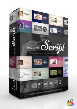 Final Cut Pro X Plugin ProChapter Script from Pixel Film Studios