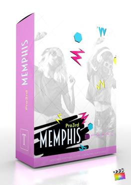 Final Cut Pro Plugin - Pro3rd Memphis from Pixel Film Studios