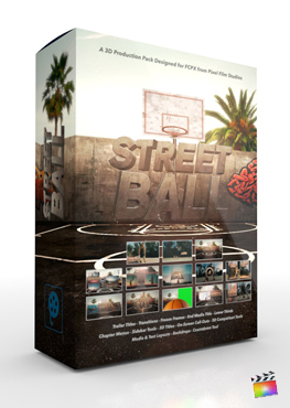 Final Cut Pro X Plugin Street Ball Production Package