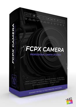 FCPX-Camera -Professional 3D Camera Tools in FCPX