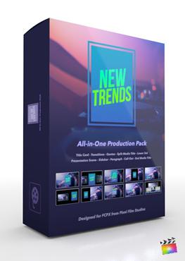 Pixel Film Studios - New Trends Production Package