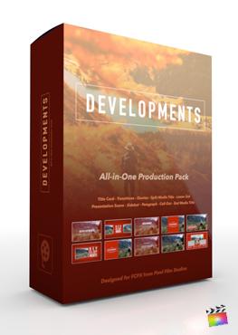 Pixel Film Studios - Developments Production Package