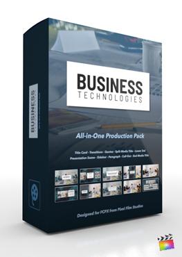 Pixel Film Studios - Business Technologies Production Package