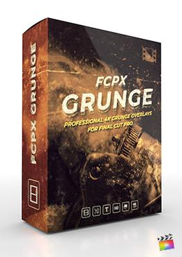 Final Cut Pro X Plugin FCPX Grunge from Pixel Film Studios