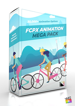 FCPX Animation Mega Pack
