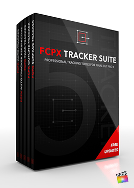FCPX Tracker Suite
