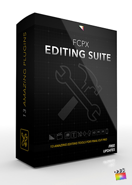 FCPX Editing Suite