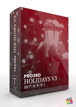 Pro3rd Holidays Volume 3